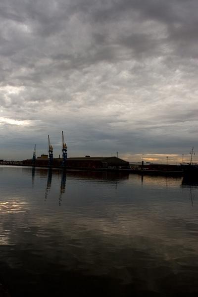 hull docks by curlyfilm