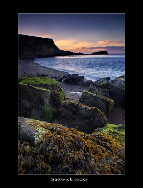 Saltwick rocks by C_Daniels