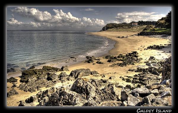 Caldey Island by jason_e