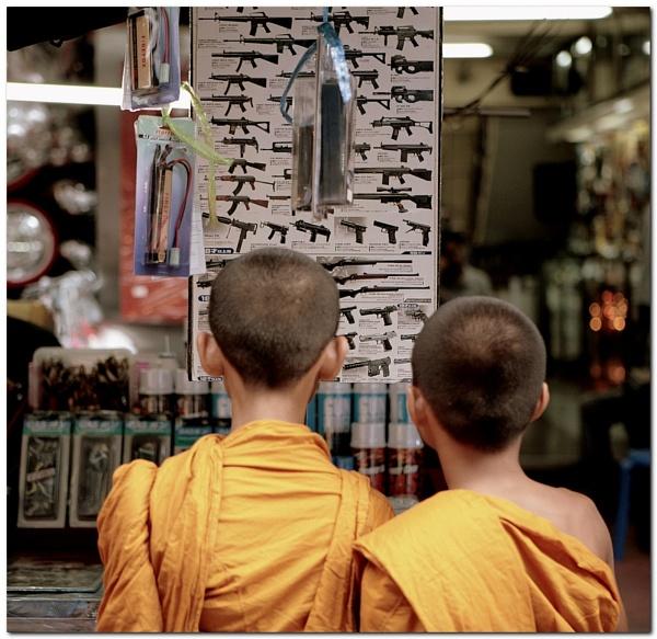 Karma Kalashnikov by MediumSizeUnavailable