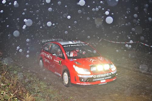 Sebastien Loeb - Rally GB by Ryan_s
