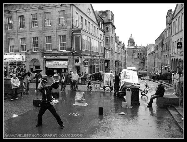 Edinburgh Festival 5 by Dlees78