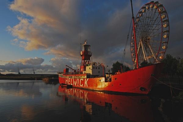 The Ships Wheel. by Buffalo_Tom