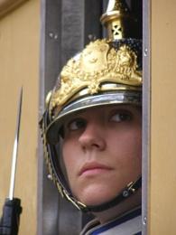 Palace Guard, Stockholm