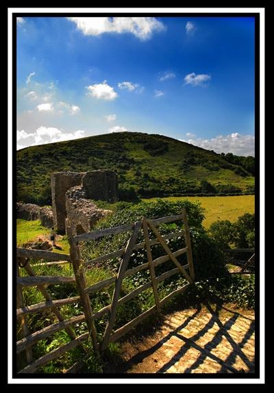 CASTLE GATE by gregbarker