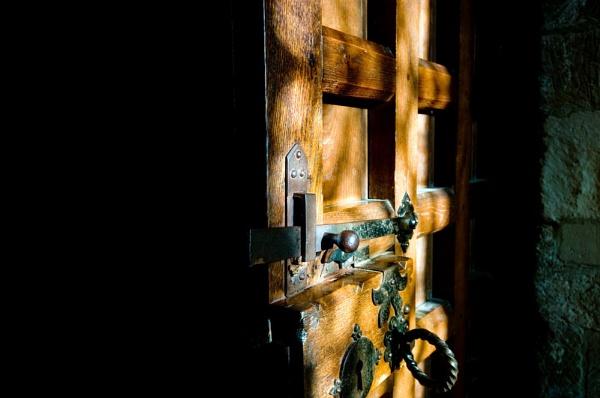 OPEN DOOR by Diana