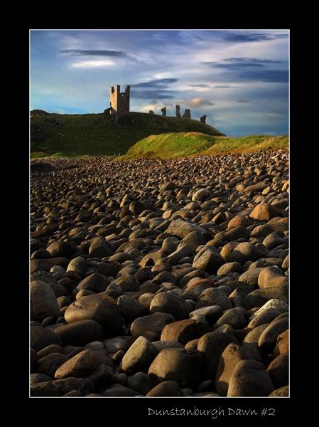 Dunstanburgh Dawn #2 by limmy62
