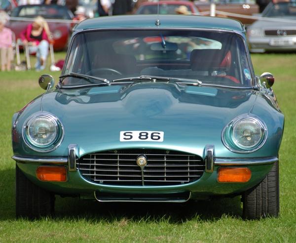 E-Type Jaguar by John45