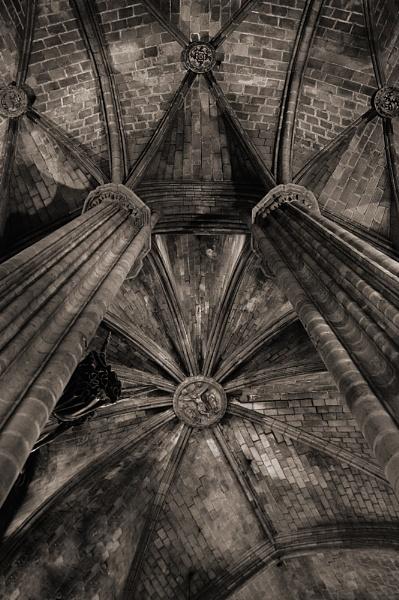 Santa Maria Del Mar Church by Bradfleet12