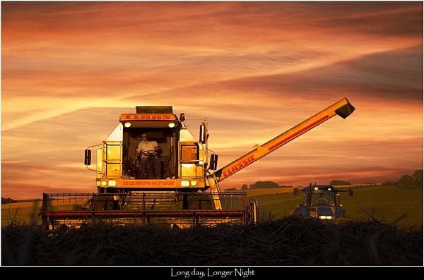 Long Day, Longer Night by Kris_Dutson