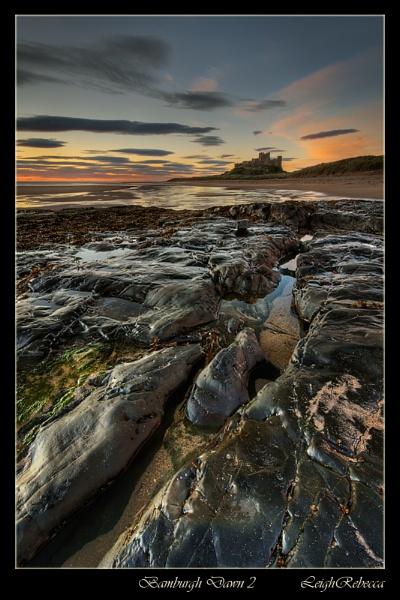 Bamburgh Dawn 2 by LeighRebecca