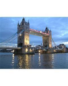 Tower Bridge by Billyray