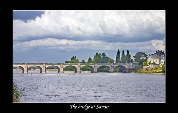 The Bridge at Samur by Ray42