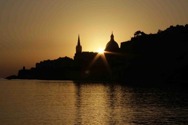 Sunrise by MartinAgius