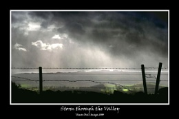 Storm through the Valley