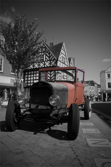 Vintage Car by mattphotos