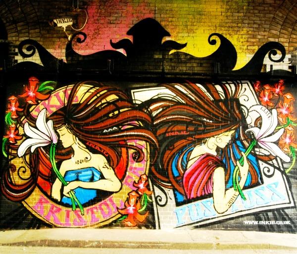 Beautiful Graffiti by BrokenAir
