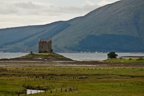 Castle Stalker by Clandestine