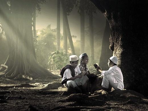 happy ramadhan by Rarindra