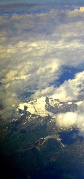The Alps by JanieB43