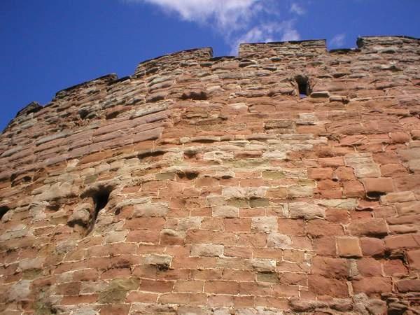 Castle Wall by Rach1970