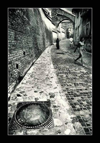 peoples and lines by george_gradinaru