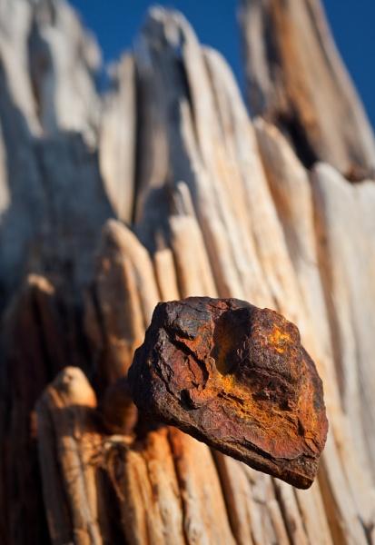 Corrosion by Steve Cribbin
