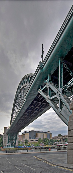 Tyne Bridge by davey