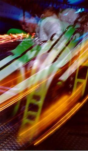 Colourful Ride by conrad