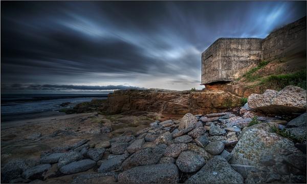Pill box dawn by Dave_Henderson