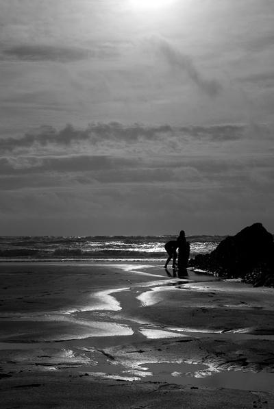 ruddy surfers! by curlyfilm