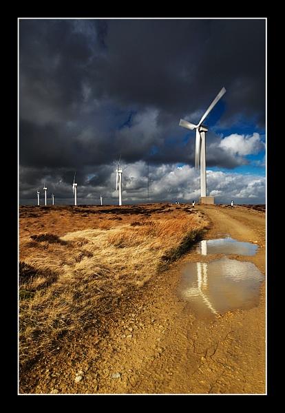 Wind Power by edrhodes