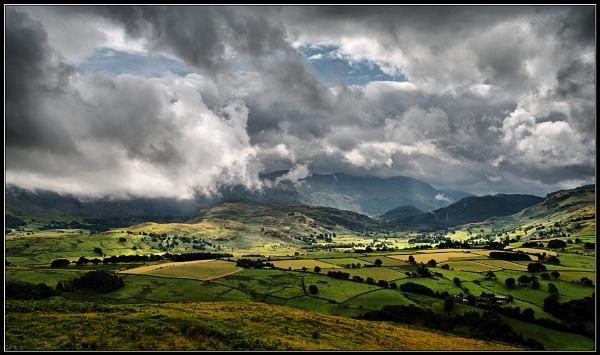 Cloudy \'n\' Bright by TelStar