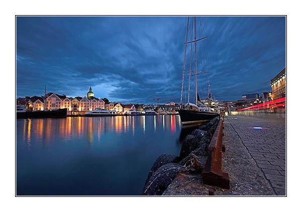 Stavanger Harbour by conrad