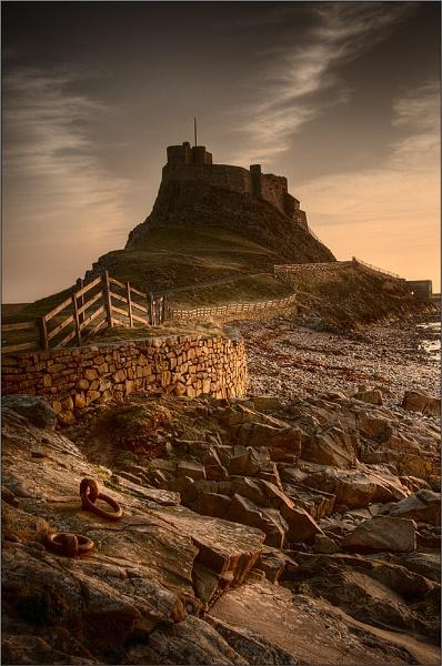 Lindisfarne Dawn by Wooly