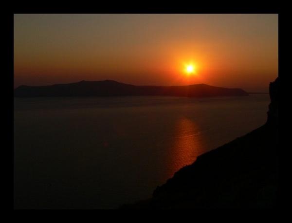 Fira Sunset by scottf75