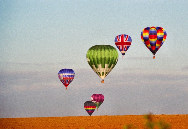 Balloons 003 by jinstone