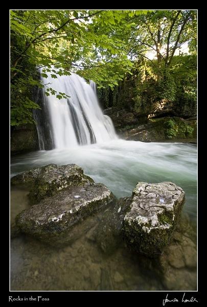 Rocks in the Foss by jameslovell71