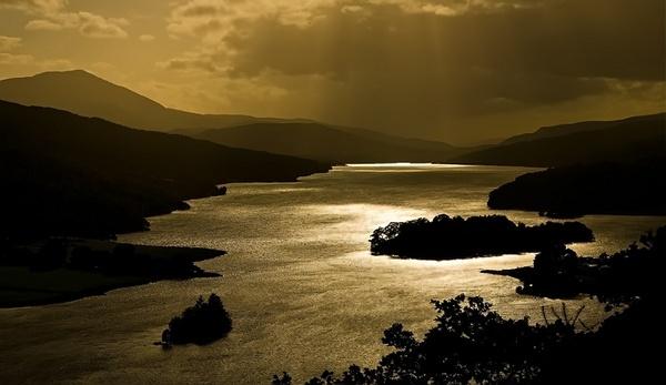 Queensview, Loch Tummel by carrot_heid