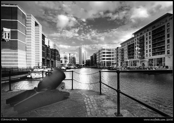 Clarence Dock by ade_mcfade
