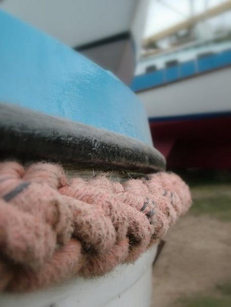I saw 3 boats! by MandyS
