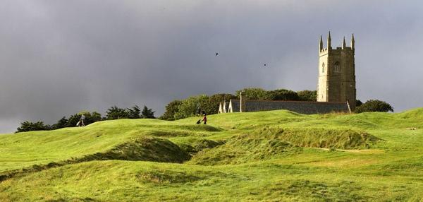 Lelant Golfers by Gareth_H