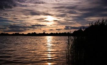 Serene Lake by Ratcatcher