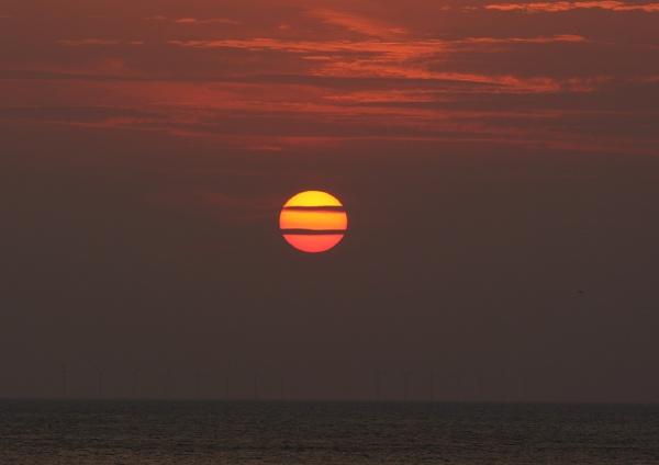 Fylde Sunset