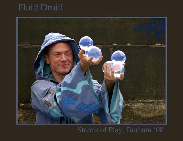Fluid Druid by mikeyjuggler