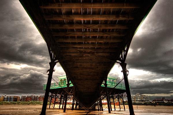 Under the Broardwalk by debstownsend