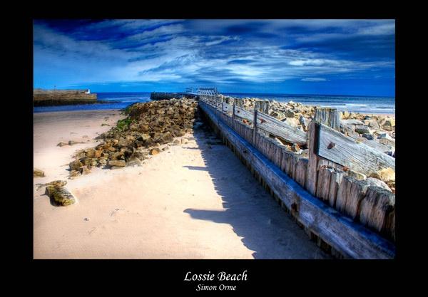 Lossie beach by Charlie_Bailey