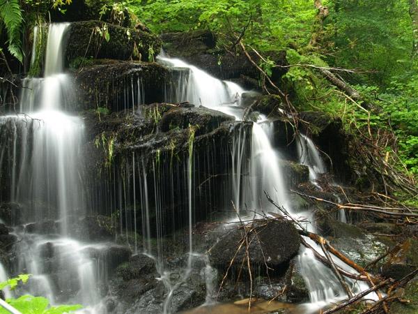 Birks Falls by Tournisol