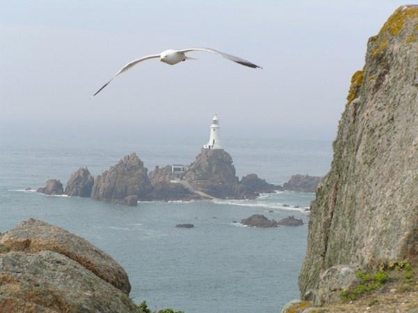 Corbiere Lighthouse Jersey by Billyray