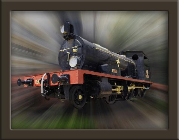 Ghost Train by linda63